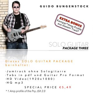 Solo Guitar - Package Three