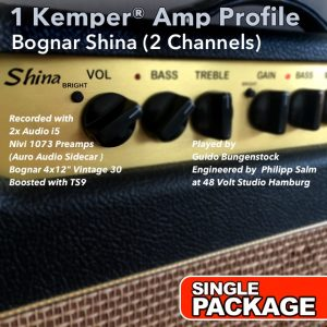 Kemper Amp Profiles-Shina-Single