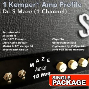 Kemper Amp Profiles-Dr. S Maze-Single