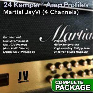 Kemper Amp Profiles-JayVi