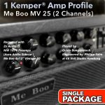 Kemper Amp Profile-MV 25-Single