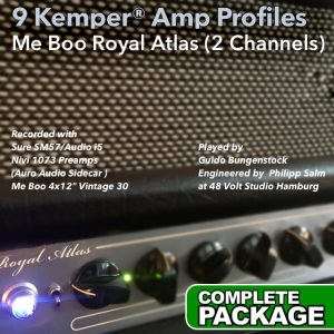 Kemper Amp Profiles-Royal Atlas