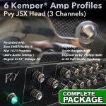 Kemper Amp Profiles-JSX