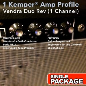 Kemper Amp Profiles-Duo Rev-Single