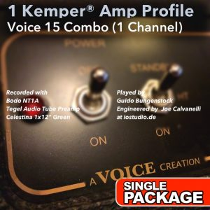 Kemper Amp Profiles-Voice 15-Single