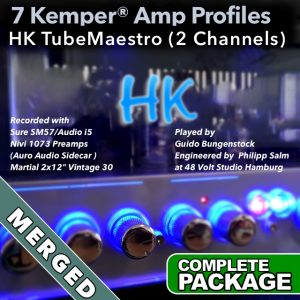 Kemper Amp Profiles-TubeMaestro-Merged