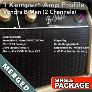 Kemper Amp Profiles-B-Man-Single-Merged
