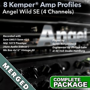 Kemper Amp Profiles-Angel Wild SE-Merged