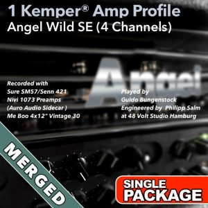Kemper Amp Profiles-Angel Wild SE-Single-Merged