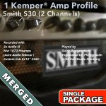 Kemper Amp Profiles-Smith SE30-Single-Merged