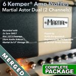 Kemper Amp Profiles-Martial Astor Dual-Merged