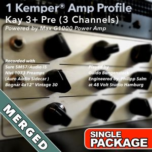 Kemper Amp Profiles-Kay 3+ Pre-Single-Merged