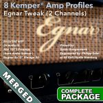 Kemper Amp Profiles-Egnar Tweak-Merged