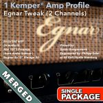 Kemper Amp Profiles-Egnar Tweak-Single-Merged