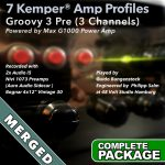Kemper Amp Profiles-Groovy 3 Pre-Merged