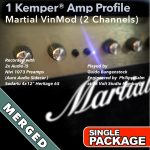 Kemper Amp Profiles-Martial VinMod-Single-Merged