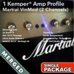 Kemper Amp Profiles-Martial VinMod-Single-Merged