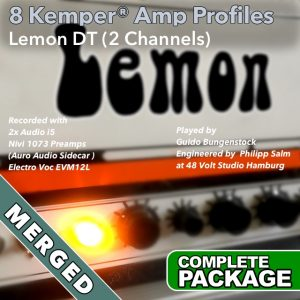 Kemper Amp Profiles-Lemon DT-Merged