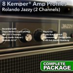 Kemper Amp Profiles-Rolando Jazzy