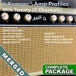 Kemper Amp Profiles-Milk Twenty-Merged