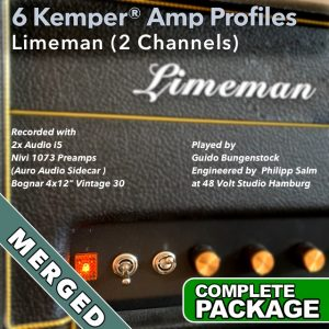Kemper Amp Profiles-Limeman-Merged
