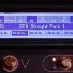 EFX Straight 1-2