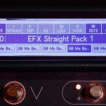 EFX Straight 1-4